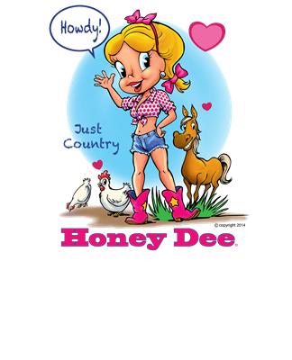 HONEY DEE JUST COUNTRY